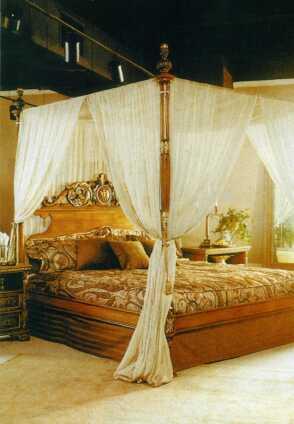 мебель для спальни из ротанга