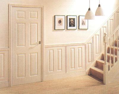Использование готовых комплектов панелей- быстрый и эффективный способ отделки стен.