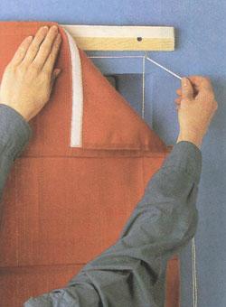 Как своими руками сделать карниз для римских штор