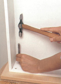 Замена дверец шкафов и передних стенок ящиков