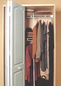 Рациональное использование шкафов