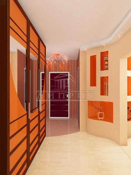 Дизайн ремонта 2 комнатной квартиры фото