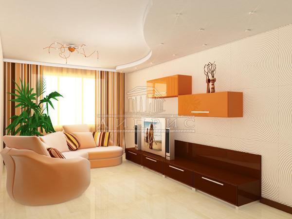Дизайн квартиры 93 серии