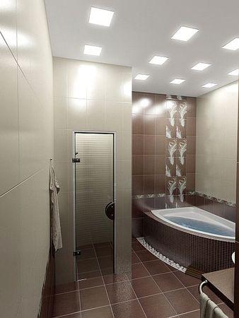 Интерьер 2 комнатной квартиры гостиная