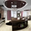 Дизайн интерьера квартиры-студии для семьи из 3-х человек