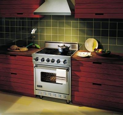 Электроплита - номер один на кухне