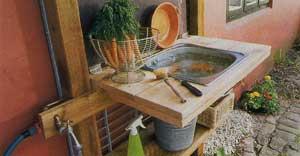Мобильный водопровод для сада