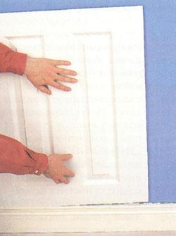 Обшивка стен панелями