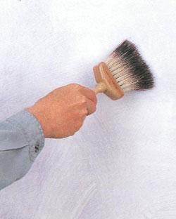 Размывка стен